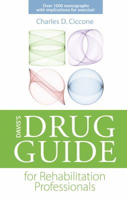 Davis's Drug Guide for Rehabilitation Professionals 9780803625891