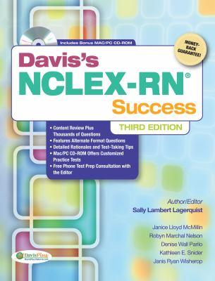 Davis's NCLEX-RN? Success 9780803621640
