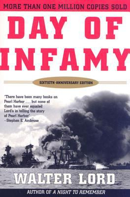 Day of Infamy, 60th Anniversary: The Classic Account of the Bombing of Pearl Harbor 9780805068030