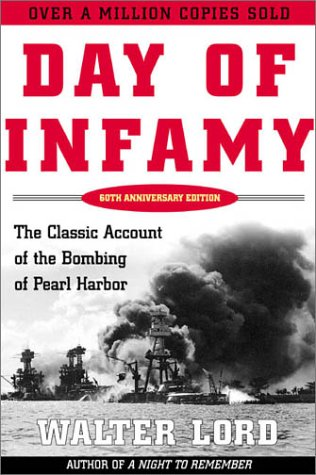 Day of Infamy 60th Anniversary 9780805068092