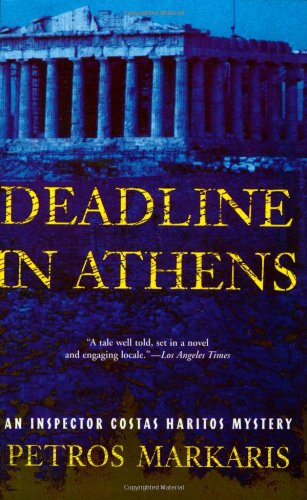 Deadline in Athens 9780802142078
