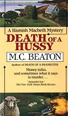 Death of a Hussy 9780804107686