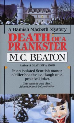 Death of a Prankster 9780804111027