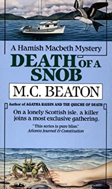 Death of a Snob 9780804109123