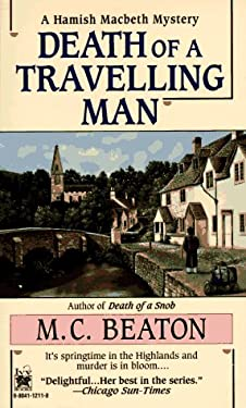 Death of a Travelling Man 9780804112116