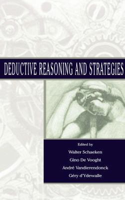 Deductive Reasoning and Strategies 9780805832389