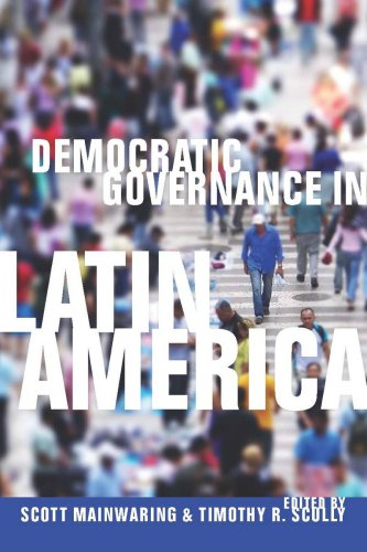"is latin america a more democratic ""violent democracies in latin america democratic latin american regimes beyond the usual binary of success and failure, this collection suggests more."