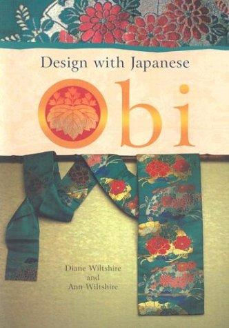 Design with Japanese Obi Design with Japanese Obi 9780804834278