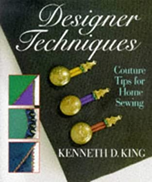 Designer Tricks for Sewing Machine and Serger 9780806994895