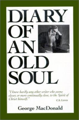 Diary of an Old Soul 9780806627342