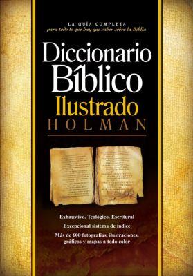 Diccionario Biblico Ilustrado Holman 9780805494907