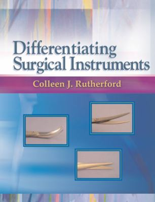 Differentiating Surgical Instruments 9780803612242