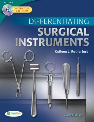 Differentiating Surgical Instruments [With CDROM] 9780803625457