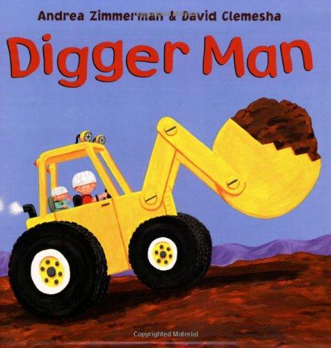 Digger Man 9780805082036