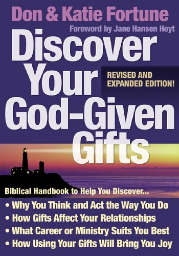 Discover Your God-Given Gifts 9780800794675