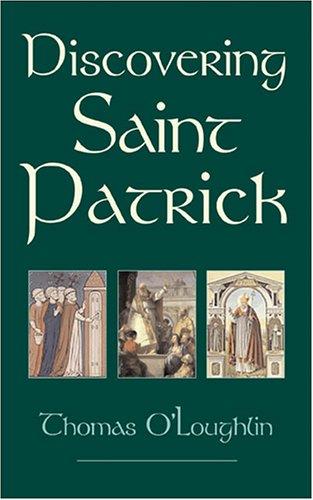 Discovering Saint Patrick 9780809143603