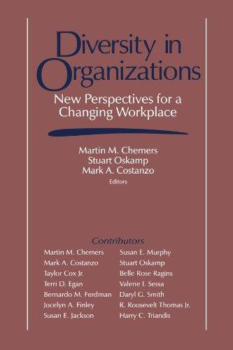 Diversity in Organizations: New Perspectives for a Changing Workplace 9780803955493