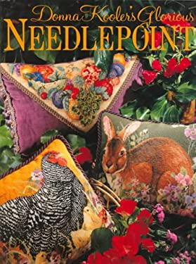 Donna Kooler's Glorious Needlepoint 9780806931524