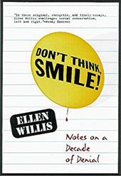 Dont Think, Smile CL 3328162