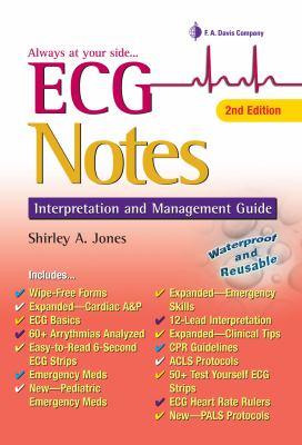 ECG Notes: Interpretation and Management Guide 9780803621428