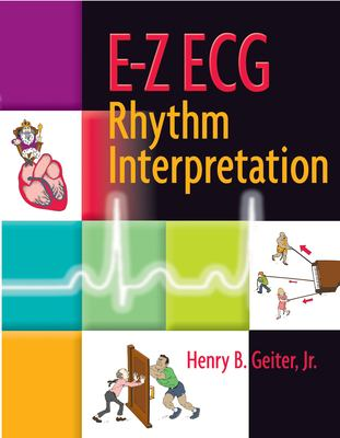 EZ-ECG Rhythm Interpretation 9780803610439