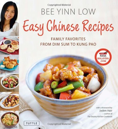 Easy Chinese Recipes: Family Favorites from Dim Sum to Kung Pao 9780804841474