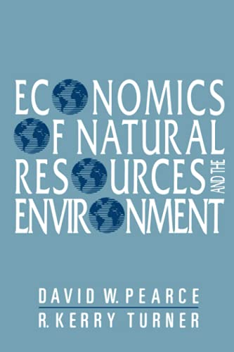 Economics of Natural Resources and the Environment 9780801839870