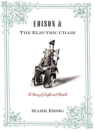 Edison and the Electric Chair 9780802714060