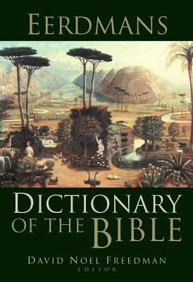 Eerdmans Dictionary of the Bible 9780802824004