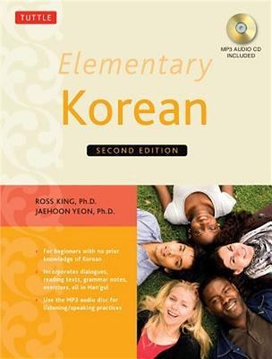 Elementary Korean [With CD (Audio)] 9780804839761