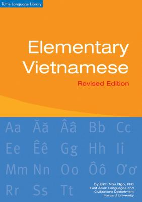 Elementary Vietnamese: Revised Edition 9780804833691
