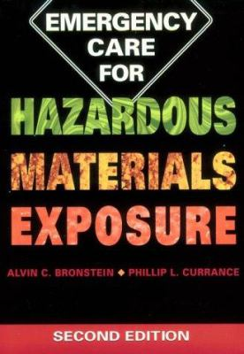 Emergency Care for Hazardous Materials Exposure 9780801678134