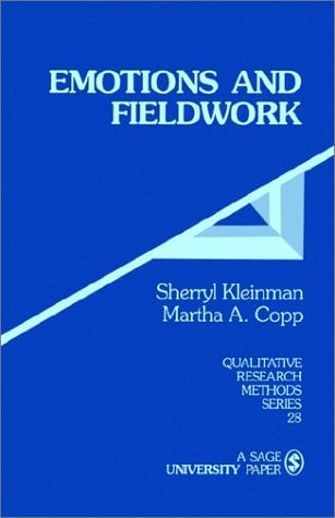 Emotions and Fieldwork 9780803947221
