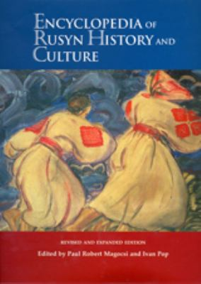 Ency of Rusyn Hist & Culture