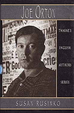 English Authors Series: Joe Orton 9780805770346