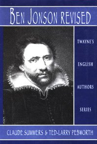 English Authors Series: Ben Jonson 9780805770629