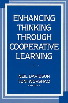 Enhancing Thinking Through Cooperative Learning 9780807731574