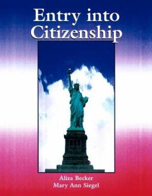 Entry Into Citizenship (Student Workbook) 9780809206421
