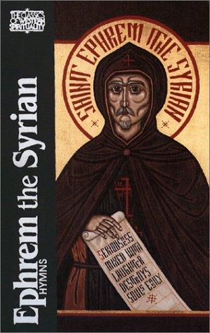Ephrem the Syrian: Hymns 9780809130931
