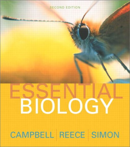 Essential Biology [With CDROM] 9780805374735