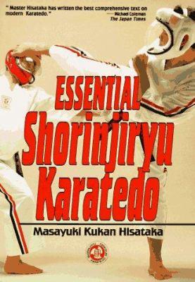 Essential Shorinjiryu Karatedo 9780804819534