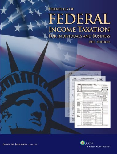 Essentials of Federal Income Taxation for Individuals and Business 9780808024927