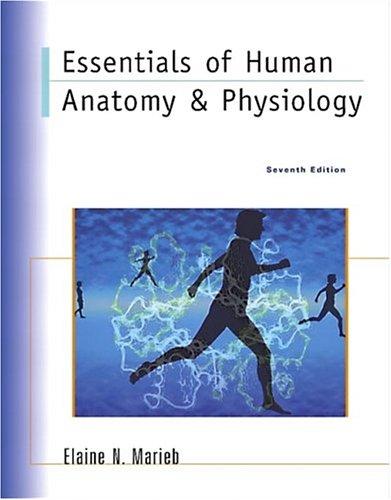 Essentials of Human Anatomy & Physiology 9780805353853