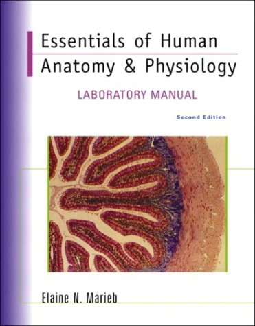 Essentials of Human Anatomy and Physiology Laboratory Manual: 9780805353976
