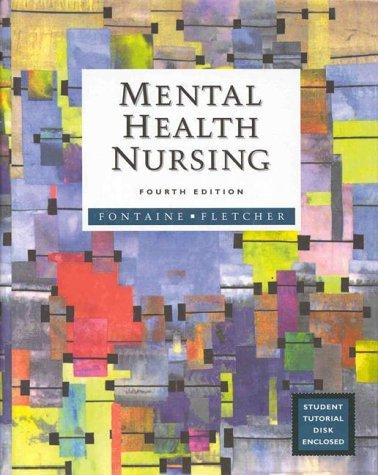 Essentials of Mental Health Nursing 9780805316445