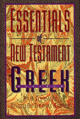 Essentials of New Testament Greek 9780805410013