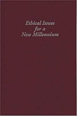 Ethical Issues for a New Millennium 9780809324422
