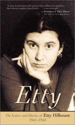 Etty: The Letters and Diaries of Etty Hillesum 1941-1943 9780802839596