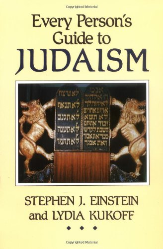 Every Person's Guide to Judaism 9780807404348