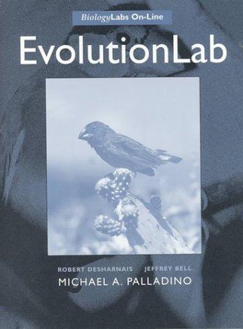 Evolutionlab 9780805365283